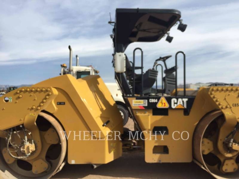 CATERPILLAR SCHWARZDECKENFERTIGER CB64 equipment  photo 6