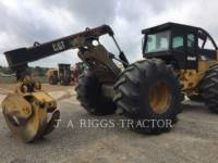 Equipment photo CATERPILLAR 545C DF FORESTRY - SKIDDER 1