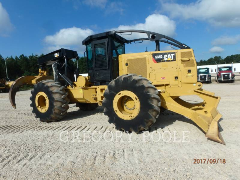 CATERPILLAR FORESTRY - SKIDDER 535D equipment  photo 9