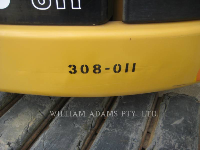 CATERPILLAR EXCAVADORAS DE CADENAS 308DCRSB equipment  photo 8
