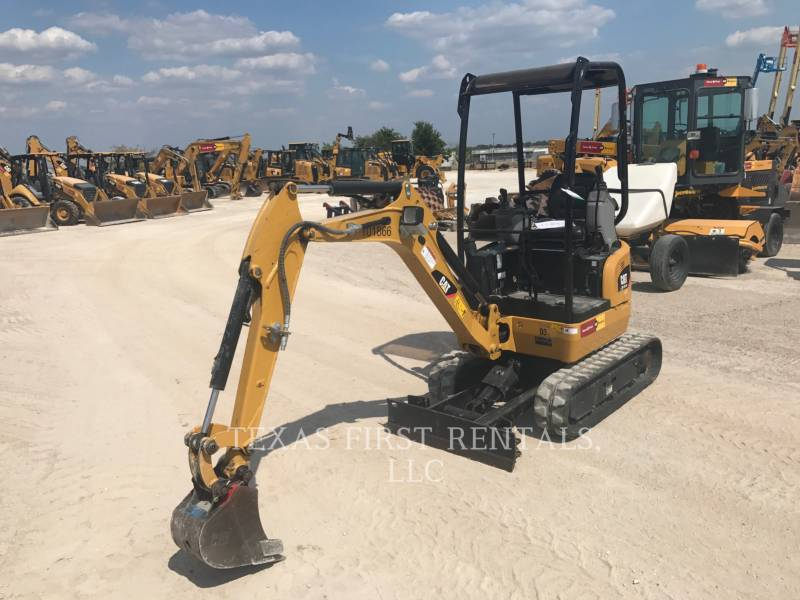 CATERPILLAR TRACK EXCAVATORS 301.7D CR equipment  photo 4
