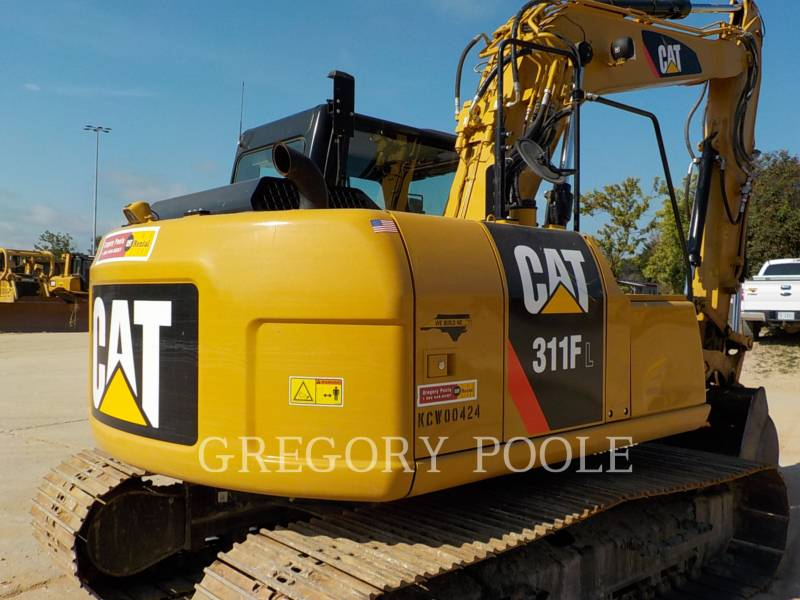 CATERPILLAR トラック油圧ショベル 311FLRR equipment  photo 11