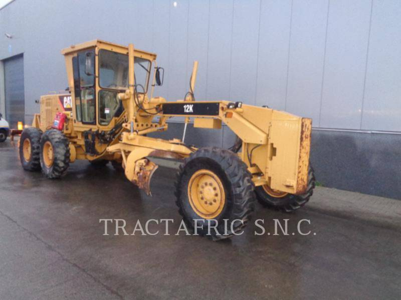 CATERPILLAR MOTOR GRADERS 12 K equipment  photo 3