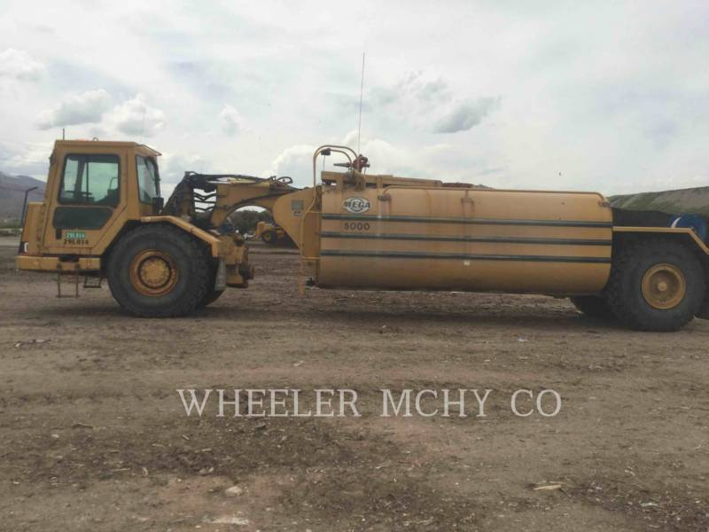 CATERPILLAR MOTOESCREPAS WT 613C WW equipment  photo 1