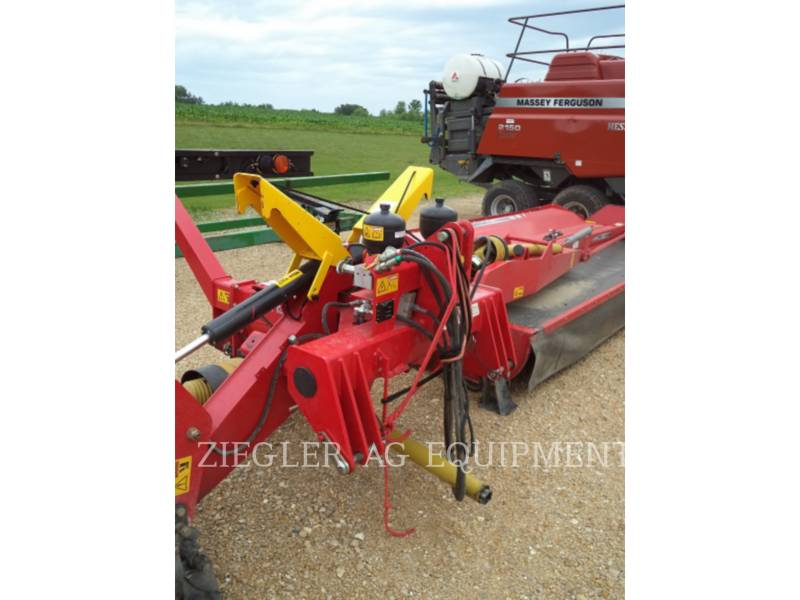 MASSEY FERGUSON AG HAY EQUIPMENT MF1398 equipment  photo 3