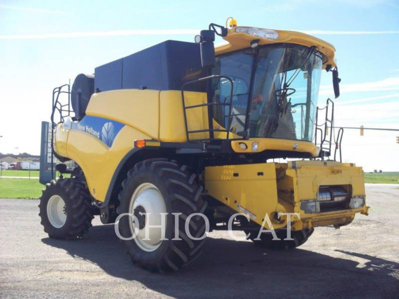 CASE/NEW HOLLAND COMBINADOS CR9040 equipment  photo 6