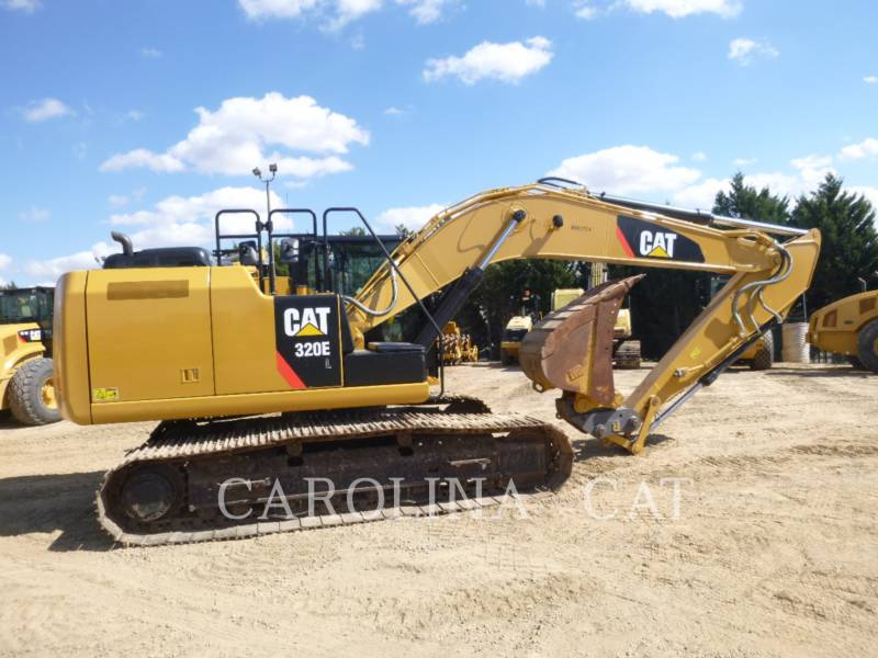 CATERPILLAR ESCAVATORI CINGOLATI 320EL QC equipment  photo 4