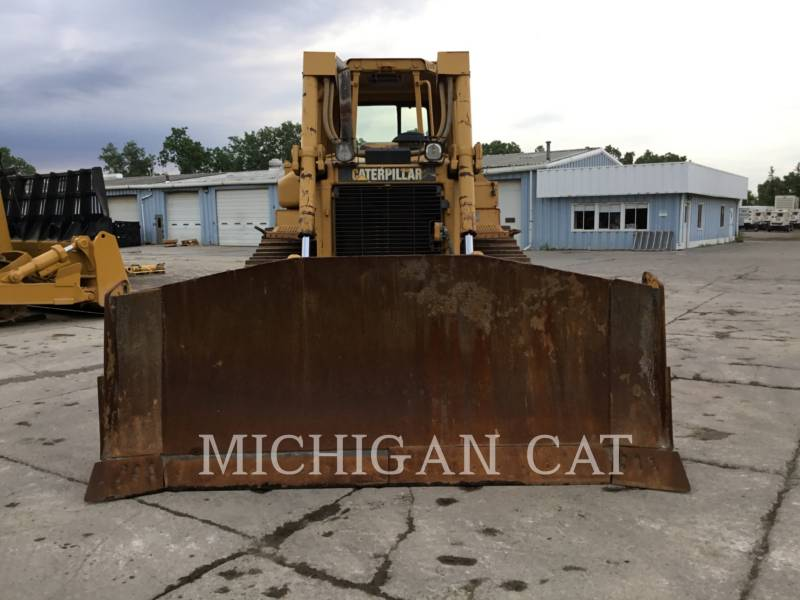 CATERPILLAR TRACK TYPE TRACTORS D6RX equipment  photo 5