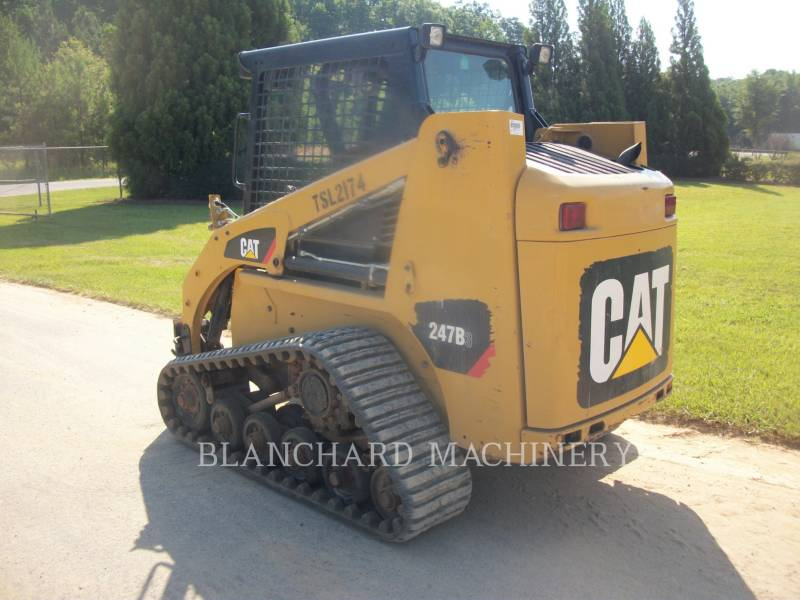 CATERPILLAR CARREGADEIRAS TODO TERRENO 247B3 equipment  photo 4