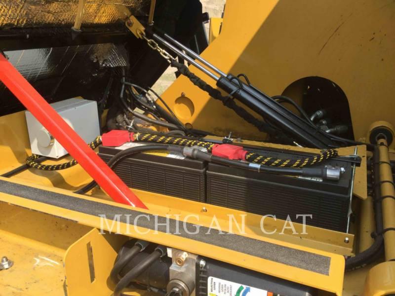 CATERPILLAR Leśnictwo - Rozdrabniacz 501HD equipment  photo 8