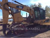 Equipment photo CATERPILLAR 320DFMHV FORESTRY - PROCESSOR 1