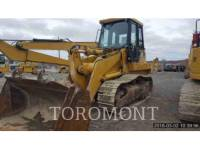 Equipment photo CATERPILLAR 963C CHARGEURS SUR CHAINES 1