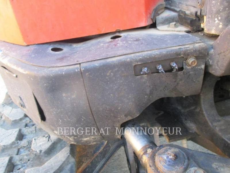 KUBOTA TRACTOR CORPORATION KOPARKI GĄSIENICOWE KX161.3 equipment  photo 12