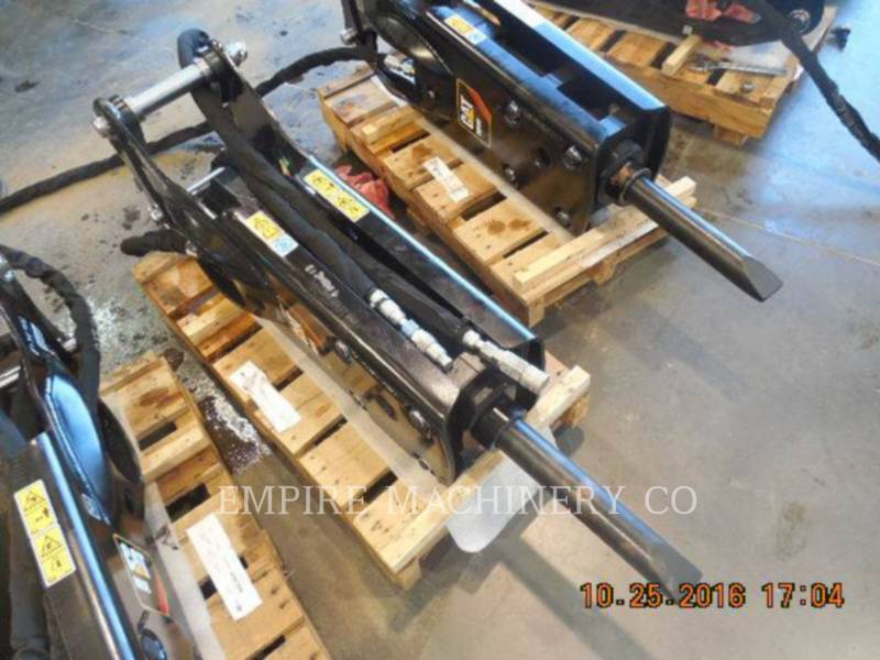 CATERPILLAR AG - HAMMER H65E 305E equipment  photo 3