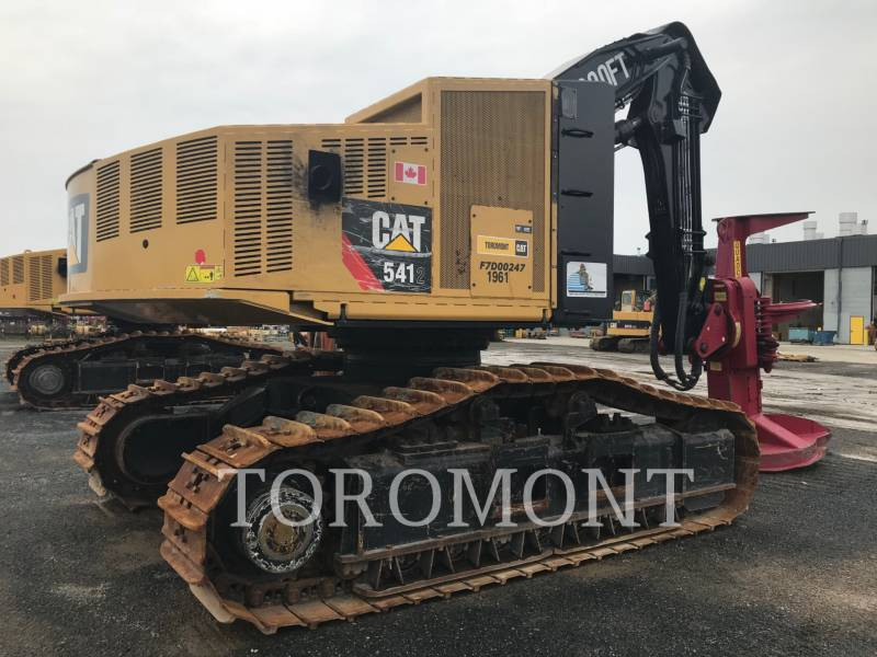 CATERPILLAR BOSBOUW - VELLER-STAPELAARS - RUPS 5412 equipment  photo 2