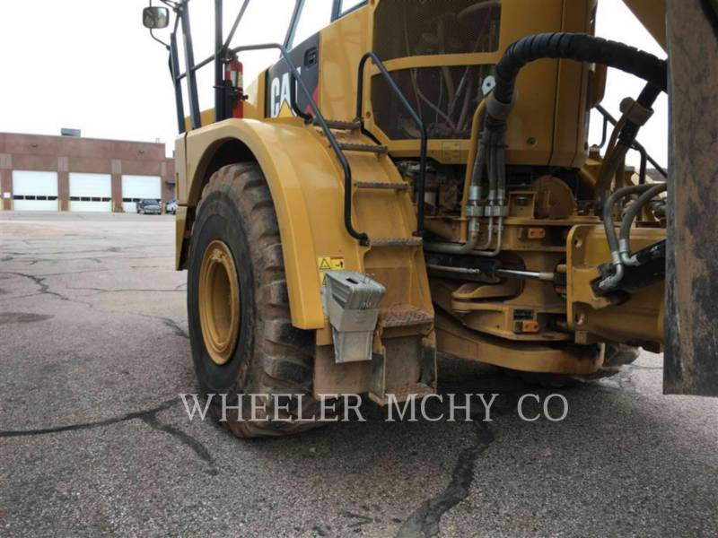 CATERPILLAR CAMIONES ARTICULADOS 740B TG equipment  photo 4