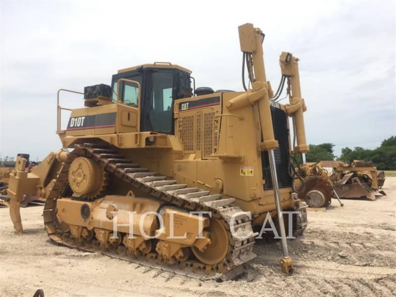 CATERPILLAR TRACTORES DE CADENAS D10T equipment  photo 2