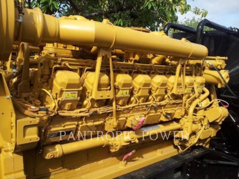 CATERPILLAR 固定式発電装置 3516B equipment  photo 3