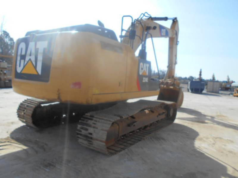 CATERPILLAR TRACK EXCAVATORS 324EL equipment  photo 5