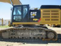 CATERPILLAR TRACK EXCAVATORS 349E LVG equipment  photo 6