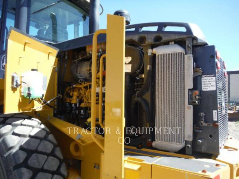 JOHN DEERE CARGADORES DE RUEDAS 524K equipment  photo 8