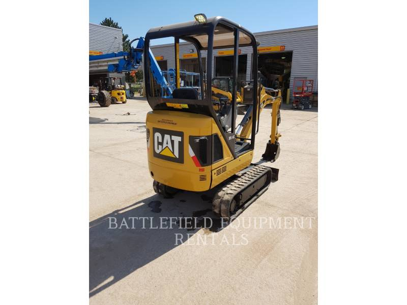 CATERPILLAR KOPARKI GĄSIENICOWE 301.4C equipment  photo 4