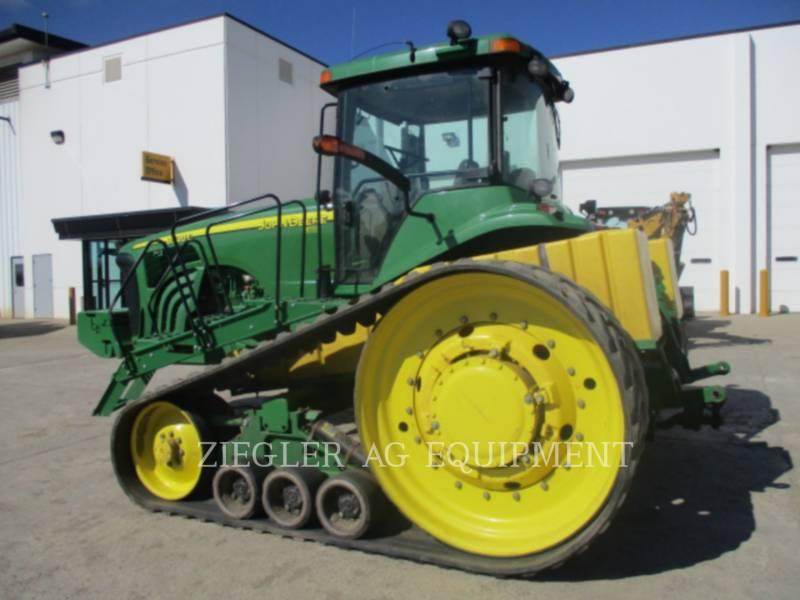 DEERE & CO. AG TRACTORS 8520T equipment  photo 10