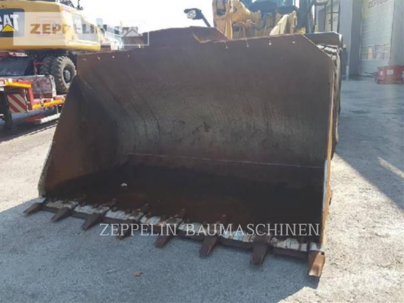 CATERPILLAR 轮式装载机/多功能装载机 966H equipment  photo 13