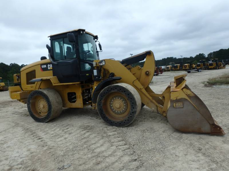 CATERPILLAR WHEEL LOADERS/INTEGRATED TOOLCARRIERS 938K equipment  photo 5