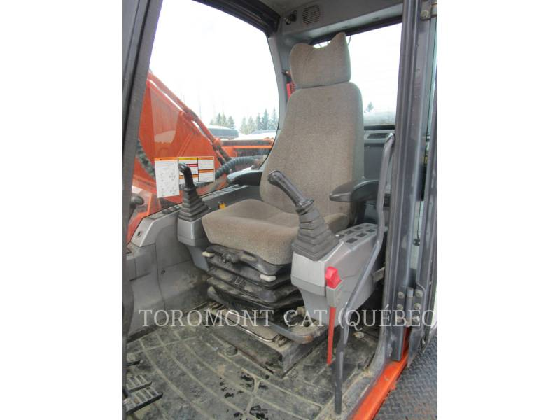 DOOSAN INFRACORE AMERICA CORP. EXCAVADORAS DE CADENAS DX225LC equipment  photo 5