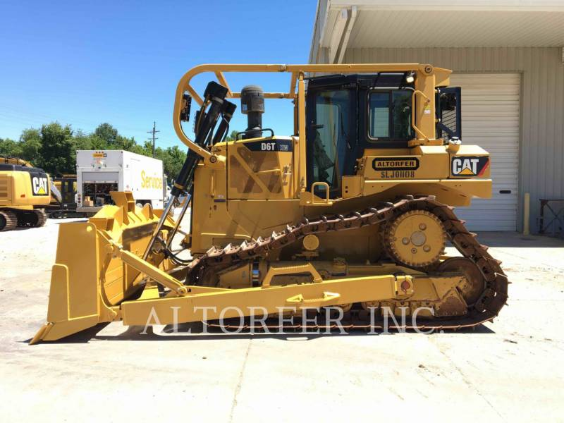CATERPILLAR TRACTORES DE CADENAS D6T XW equipment  photo 5