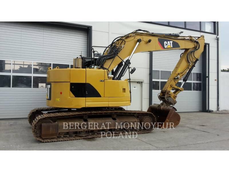 CATERPILLAR TRACK EXCAVATORS 321DLCR equipment  photo 2