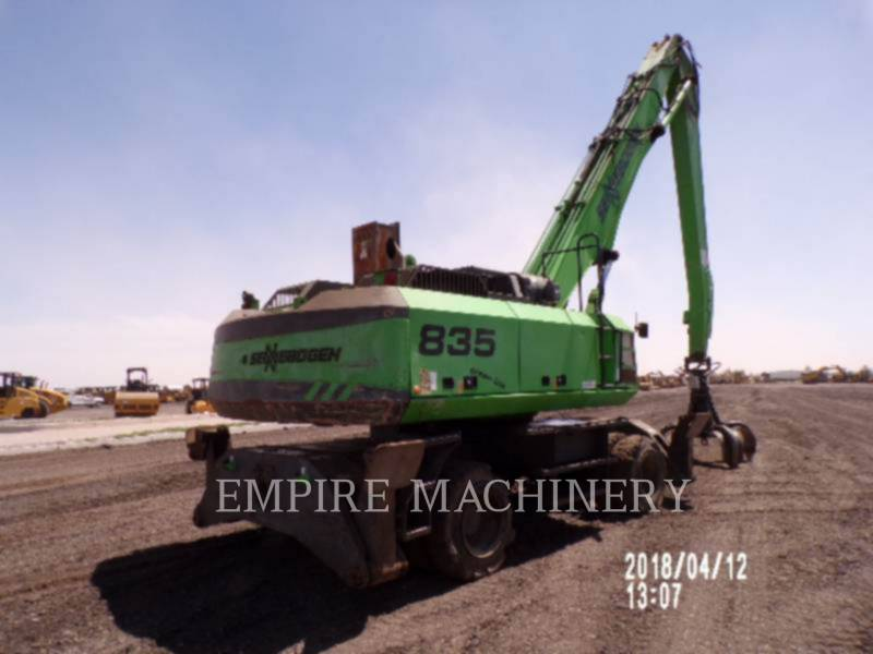 OTHER US MFGRS EXCAVADORAS DE CADENAS 835M equipment  photo 2