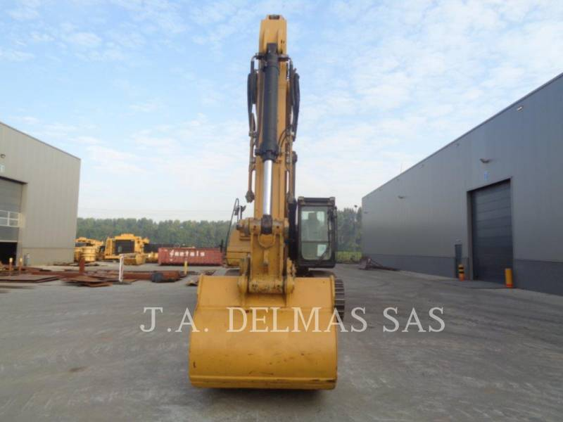 CATERPILLAR TRACK EXCAVATORS 336DLN equipment  photo 8