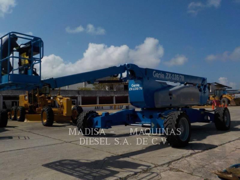 GENIE INDUSTRIES リフト - ブーム Z135 equipment  photo 1