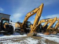 CATERPILLAR TRACK EXCAVATORS 336FL TCIR equipment  photo 1