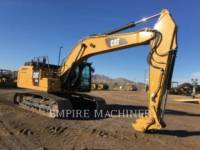 CATERPILLAR KETTEN-HYDRAULIKBAGGER 330FL equipment  photo 4