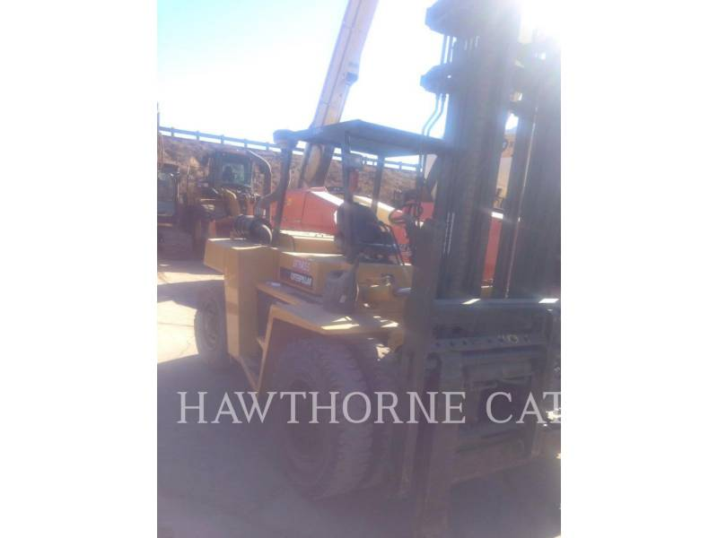 CATERPILLAR FORKLIFTS DP90D equipment  photo 5