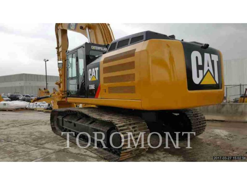 CATERPILLAR KOPARKI GĄSIENICOWE 336EL equipment  photo 3