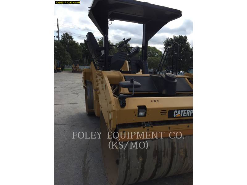 CATERPILLAR COMPACTEURS CB54XW equipment  photo 2