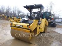 CATERPILLAR TAMBOR DOBLE VIBRATORIO ASFALTO CB54 equipment  photo 6