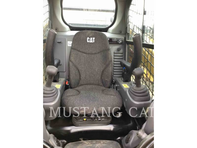 CATERPILLAR MINICARGADORAS 262D CA SF equipment  photo 6
