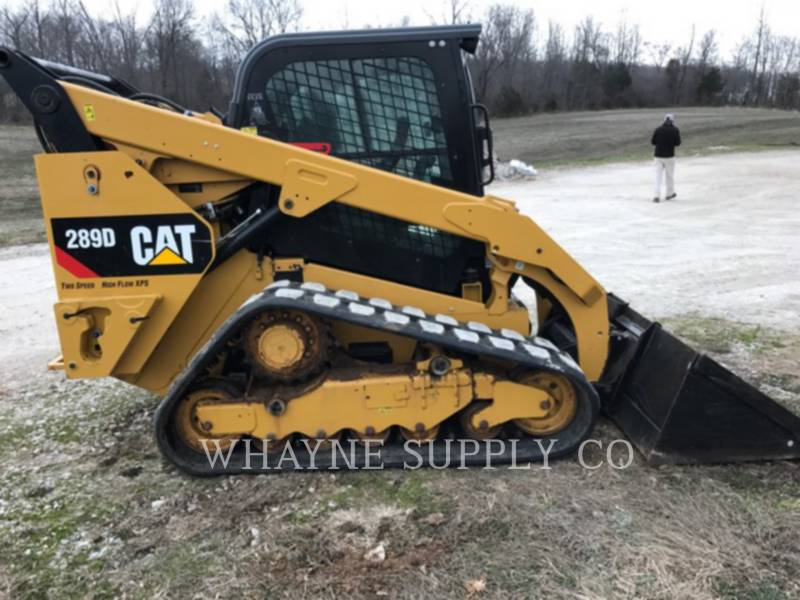 CATERPILLAR CHARGEURS TOUT TERRAIN 289D XPS equipment  photo 10