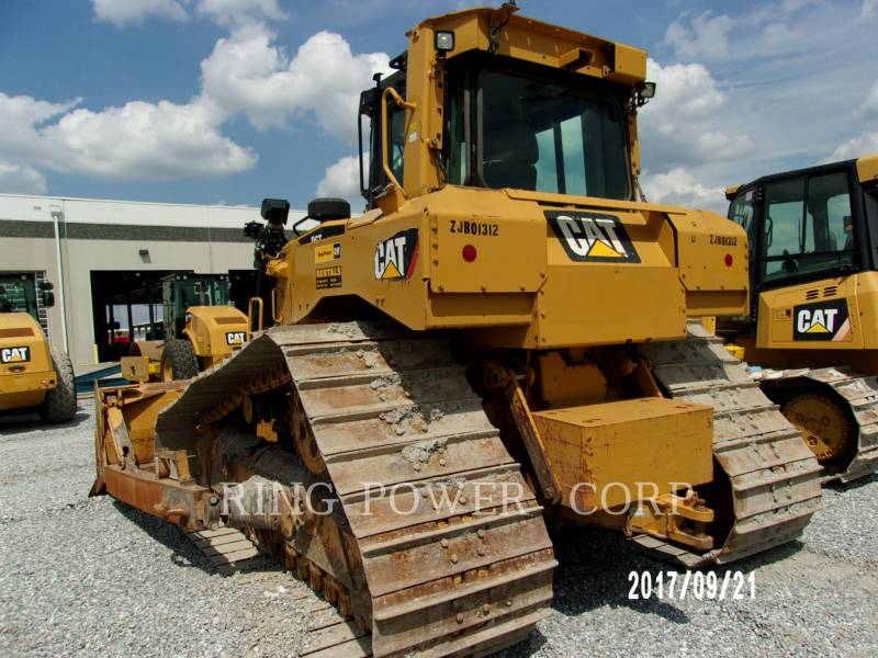CATERPILLAR TRACTORES DE CADENAS D6TLGP equipment  photo 2