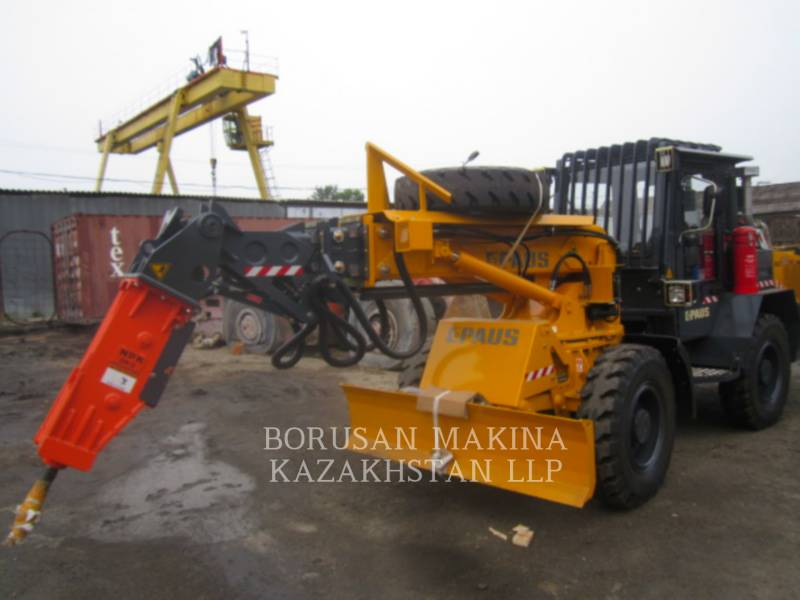 PAUS WHEEL LOADERS/INTEGRATED TOOLCARRIERS PAUS-RL-852 TSL2.4 equipment  photo 11