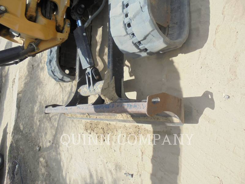 CATERPILLAR EXCAVADORAS DE CADENAS 305D CR equipment  photo 4
