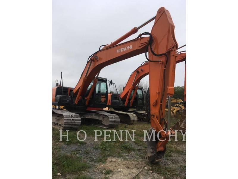 HITACHI PELLE MINIERE EN BUTTE ZX250LC-5 equipment  photo 2