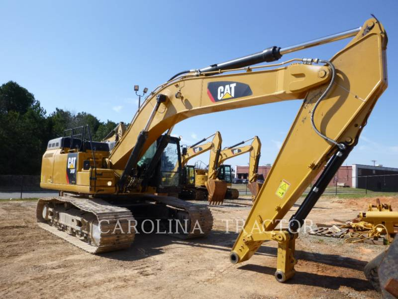 CATERPILLAR ESCAVADEIRAS 349F equipment  photo 8