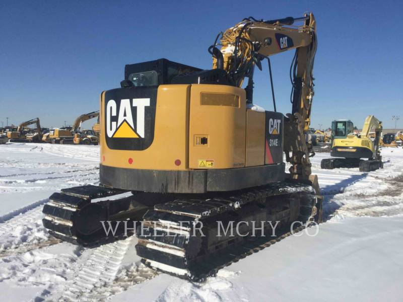 CATERPILLAR KETTEN-HYDRAULIKBAGGER 314E LTHCG equipment  photo 3