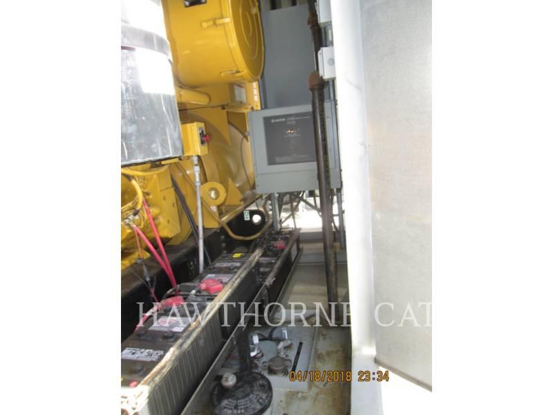 CATERPILLAR STATIONARY GENERATOR SETS 3512B equipment  photo 16